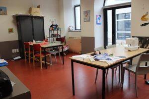 Atelier d'ergonomie à l'EPSM de Lozère