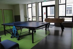 Salle de jeux de l'EPSM Hôpital de St Alban