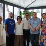Arrivée de trois nouveaux médecins à l'EPSM Lozère
